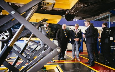 Bournemouth commercial photographer | Corporate launch event – Kwik Fit