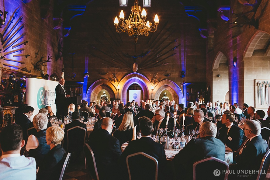 Corporate Event Photography At Warwick Castle