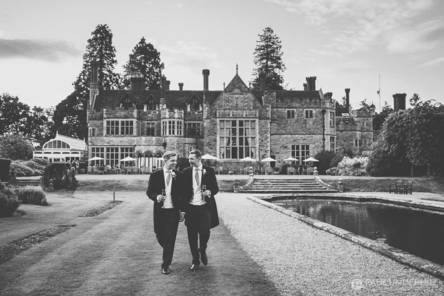 Rhinefield House wedding in Hampshire | Adam+Steve