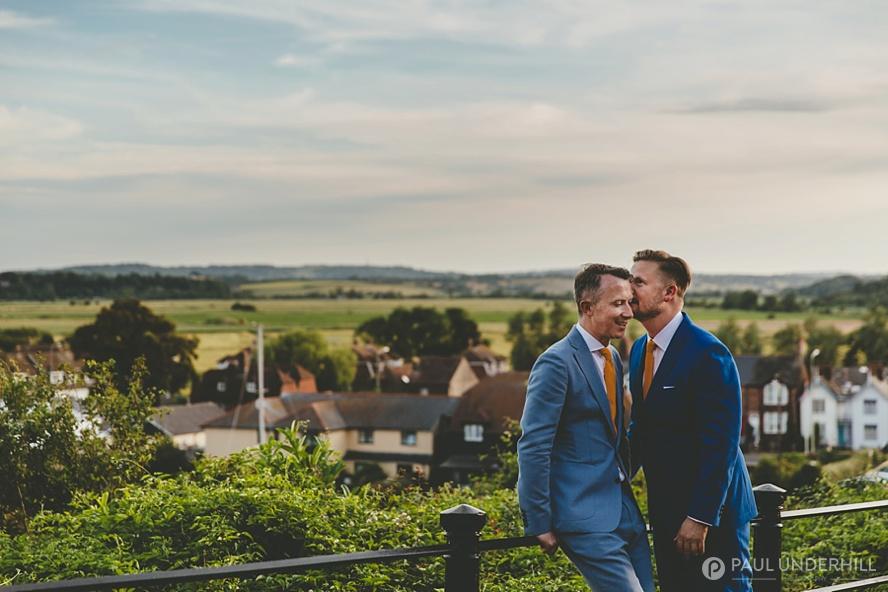 London wedding photographers | Same sex wedding | Alastair+David