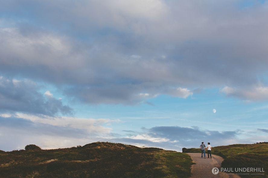 Dorset creative photographers | Pre wedding photography | Lisa+Laura