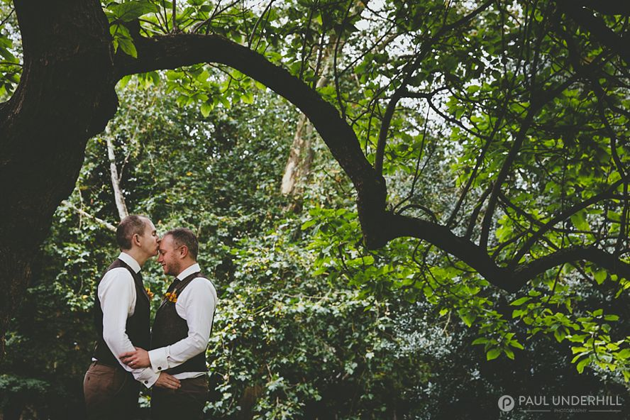London wedding photographers | Same-sex weddings | David+Donncha