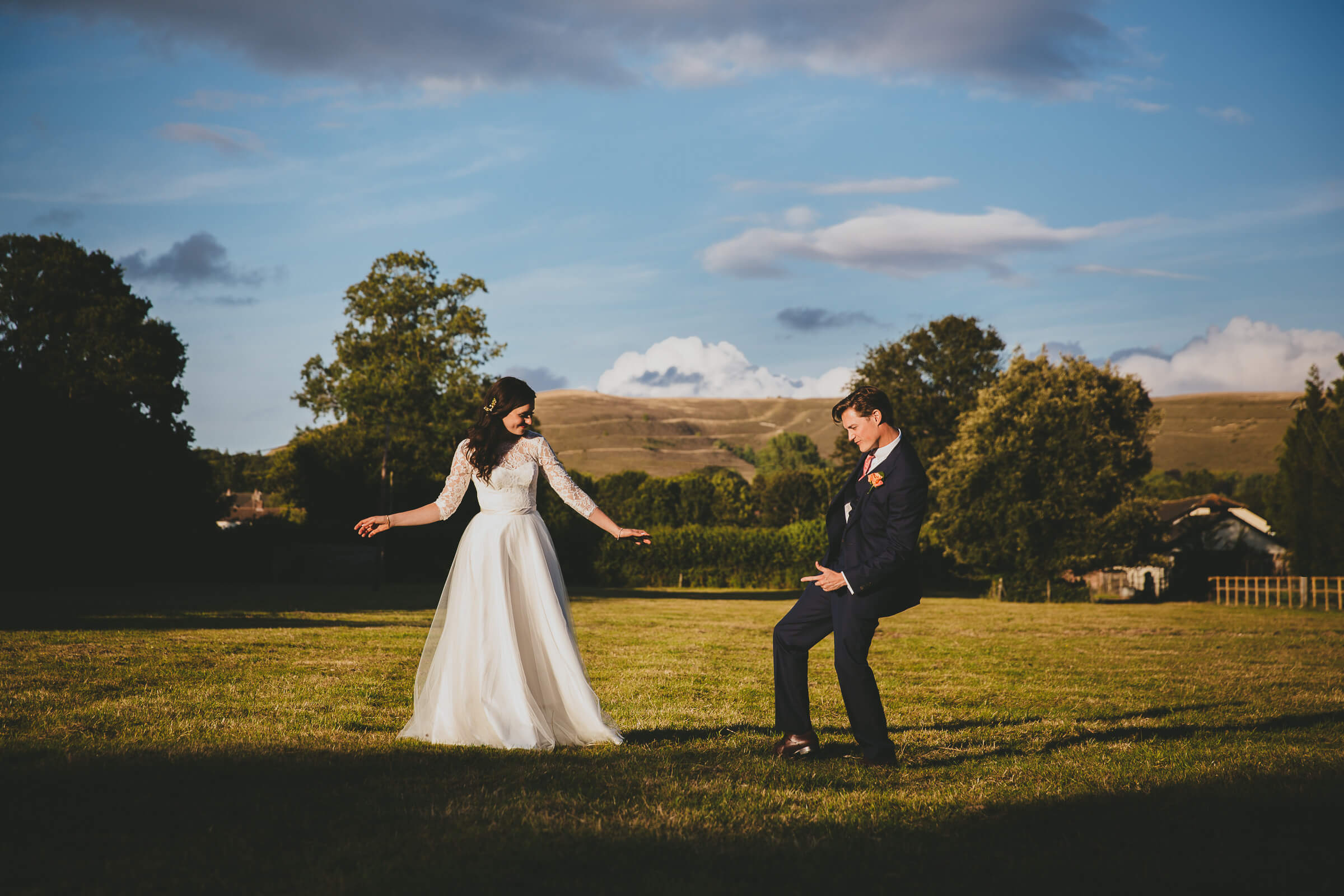 Creative Wedding Photography Ideas: Dorset Wedding Photographer