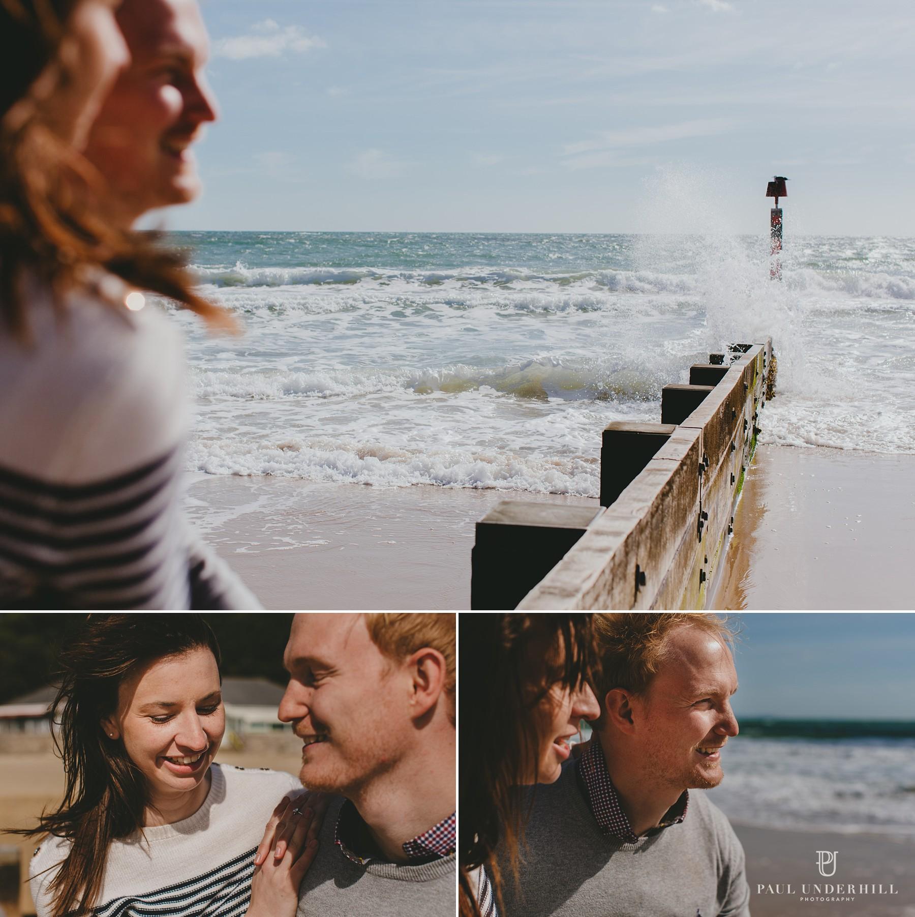 Dorset photographer pre wedding shoot
