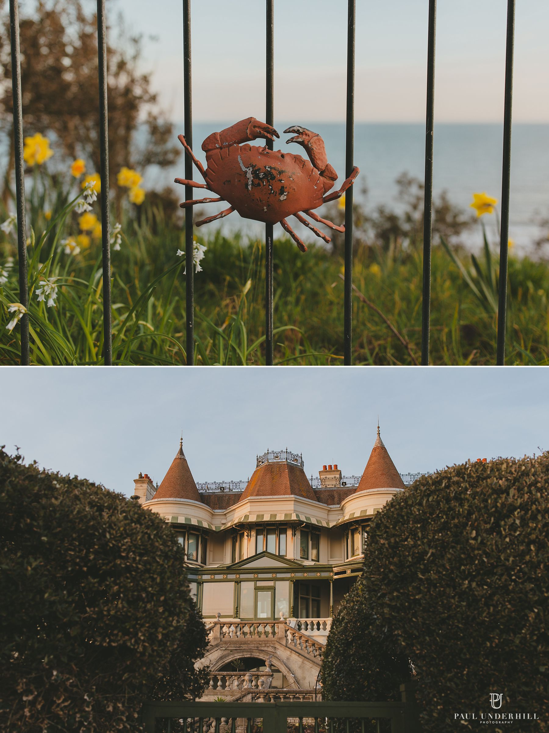 Russell Cotes museum wedding venue Bournemouth