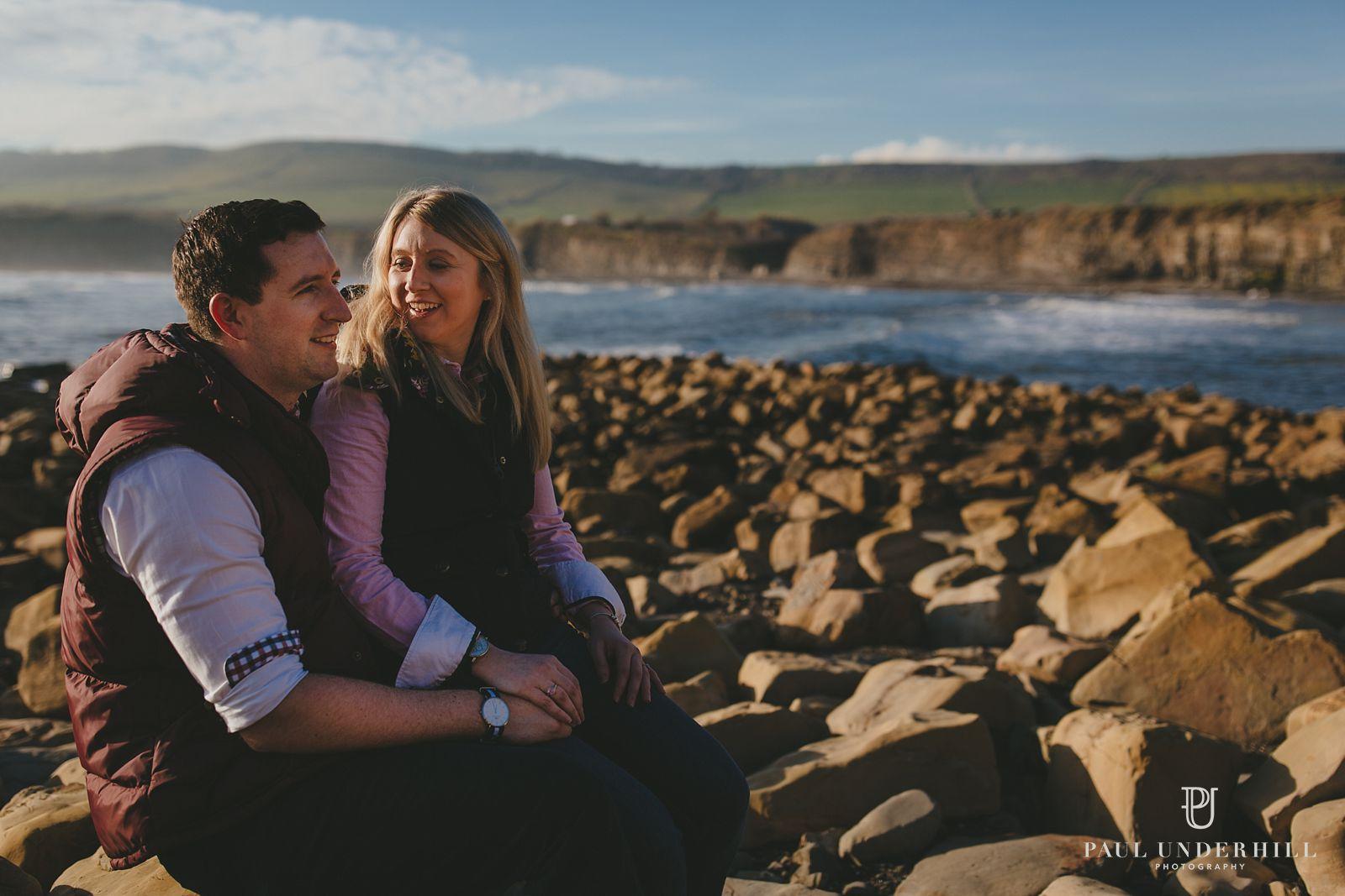 Couple portraits Dorset