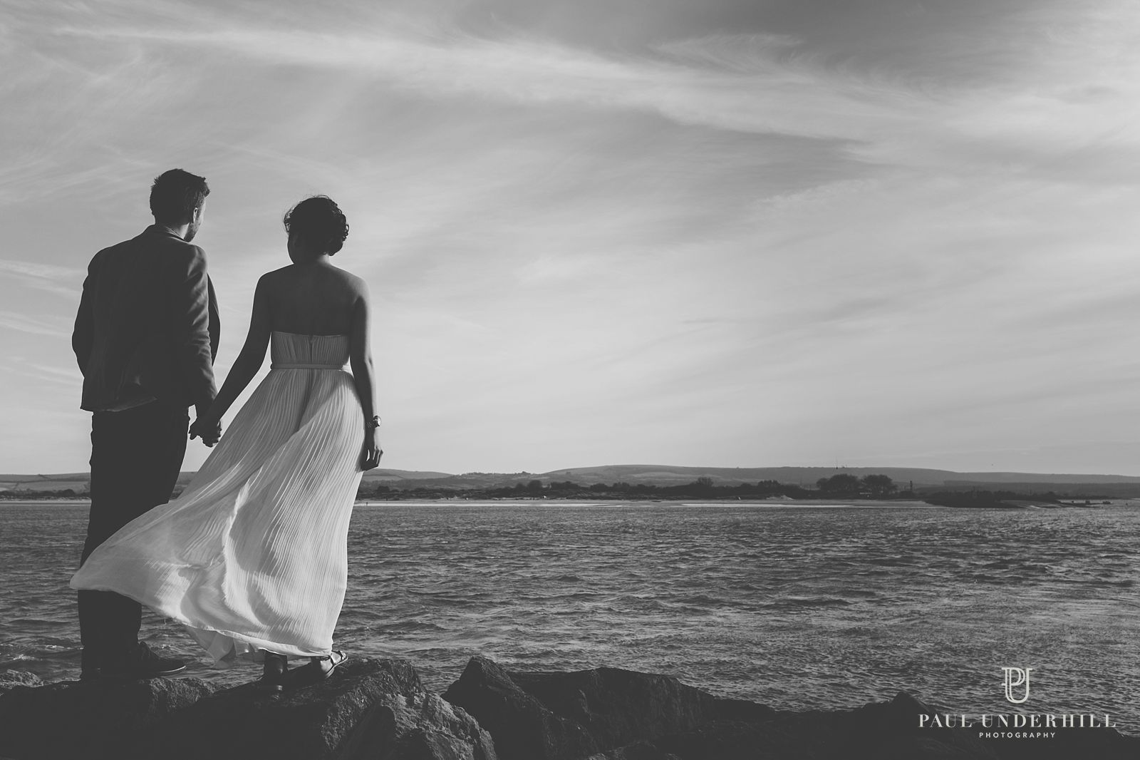 Creative Dorset wedding photographer