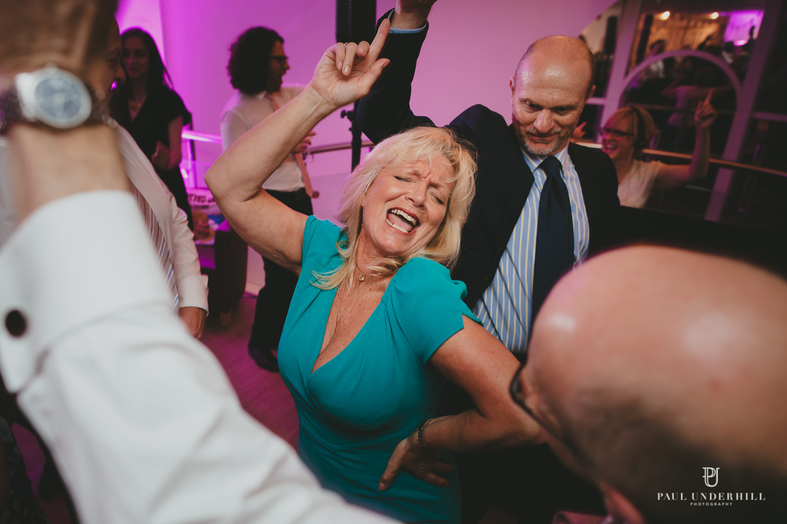Fun wedding moments documentary photography