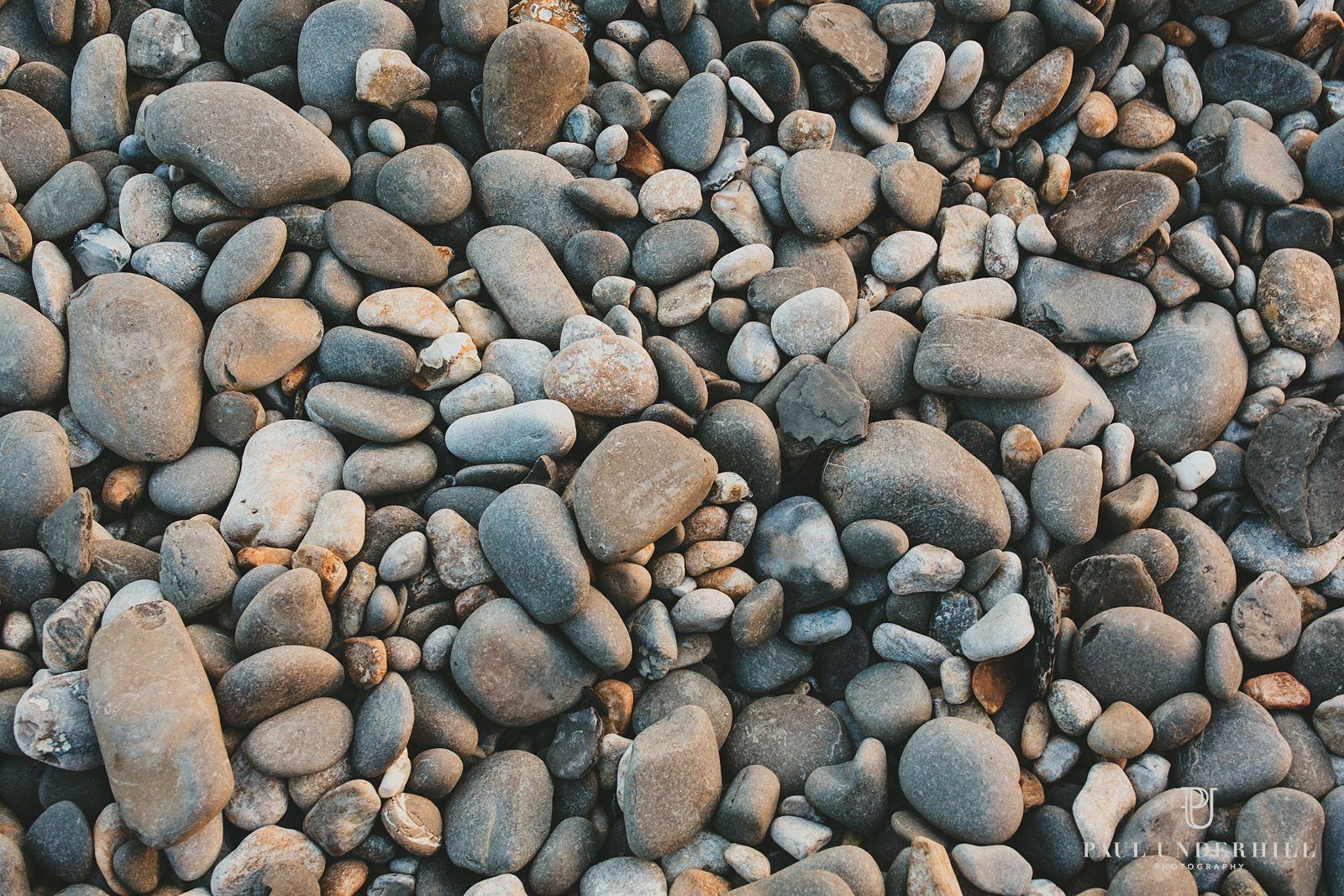 Kimmeridge bay stones