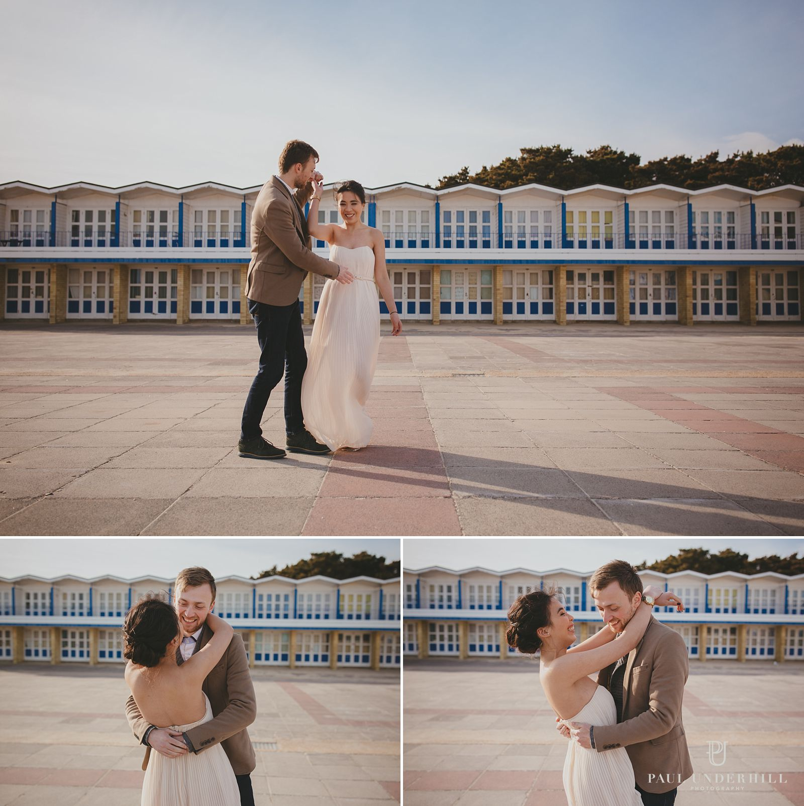 Pre-wedding photography Poole