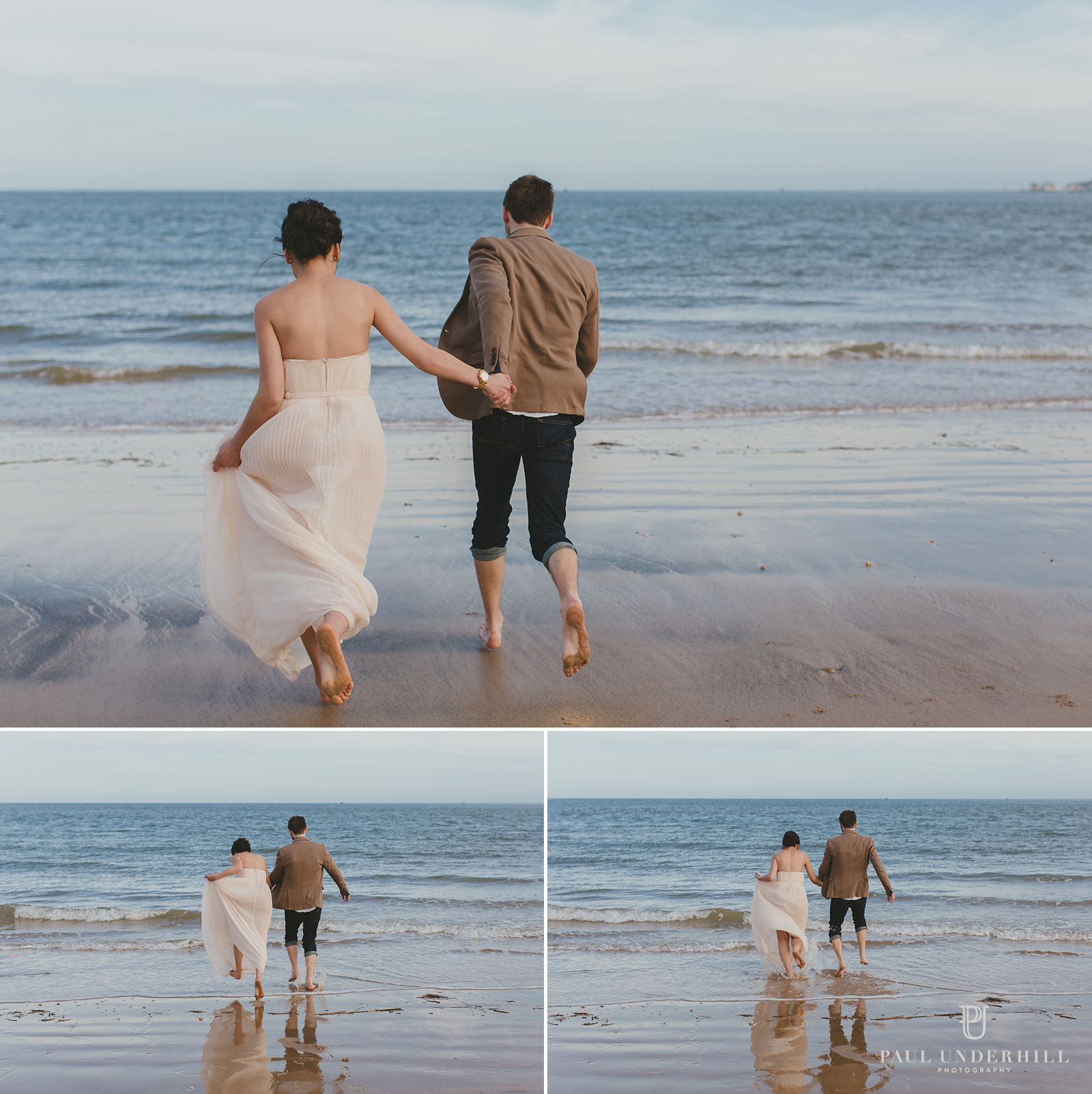Wedding photography Sandanks Poole