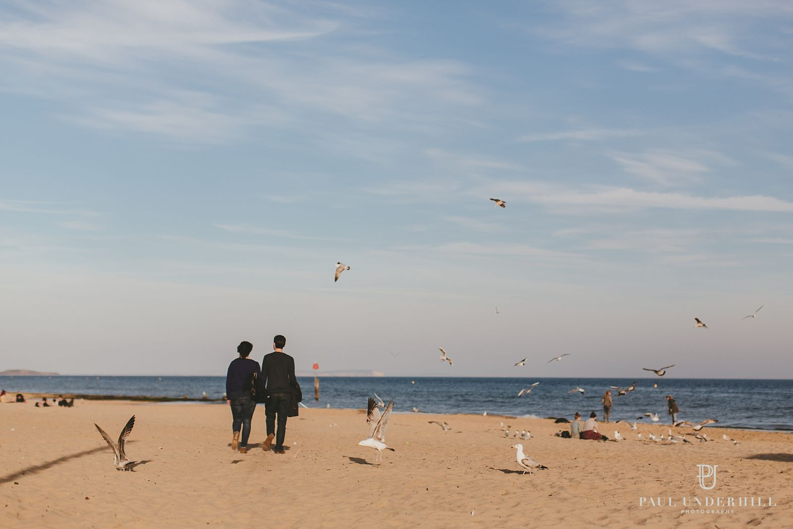Bournemouth beach photography