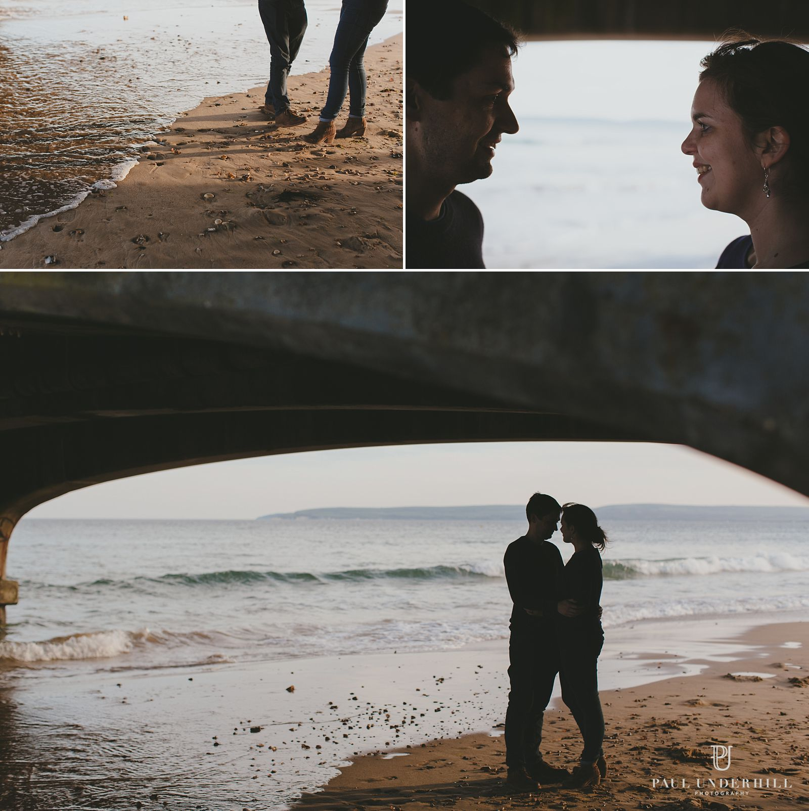 Bournemouth beach portraits