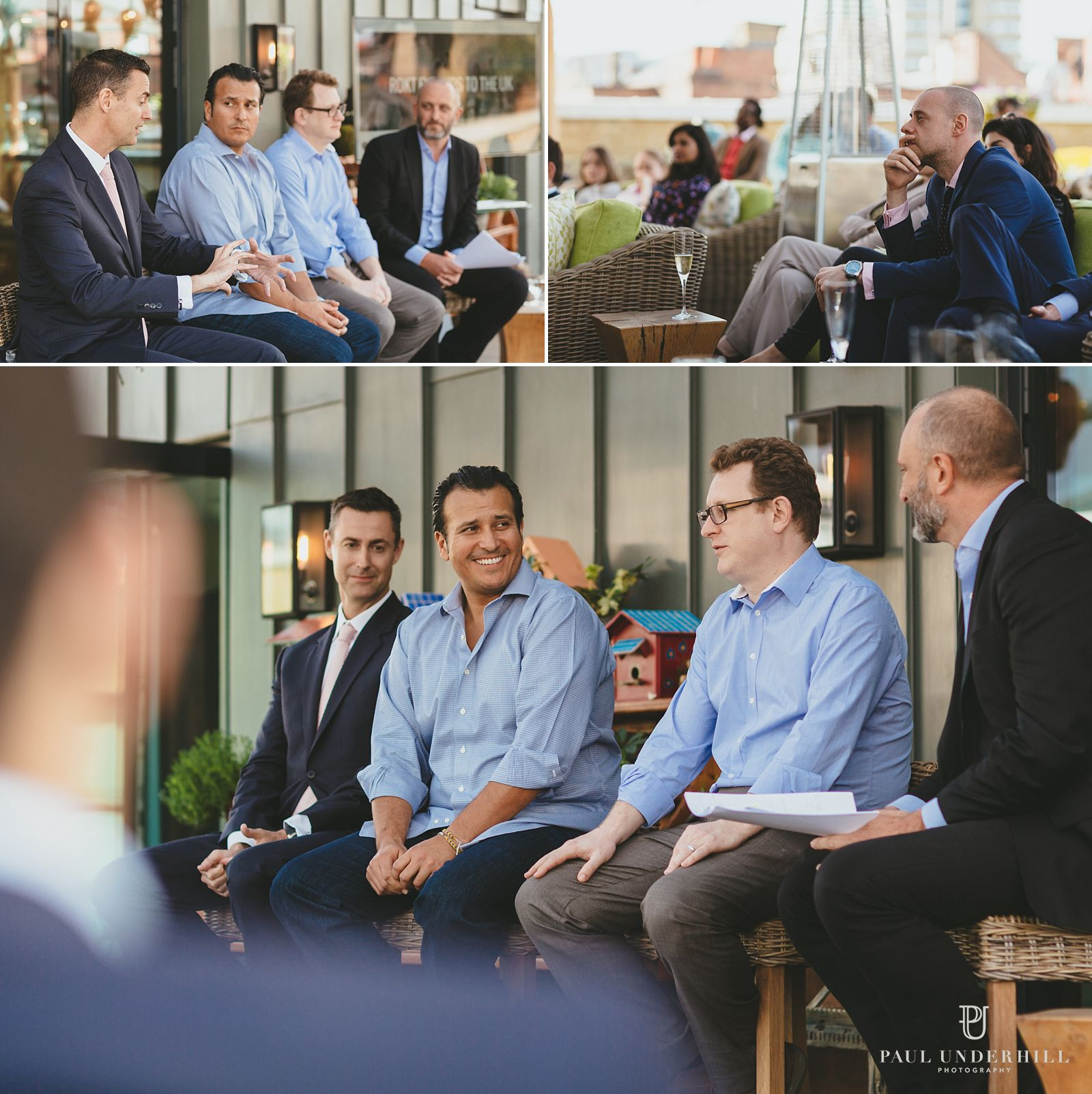 Documentary photography corporate events