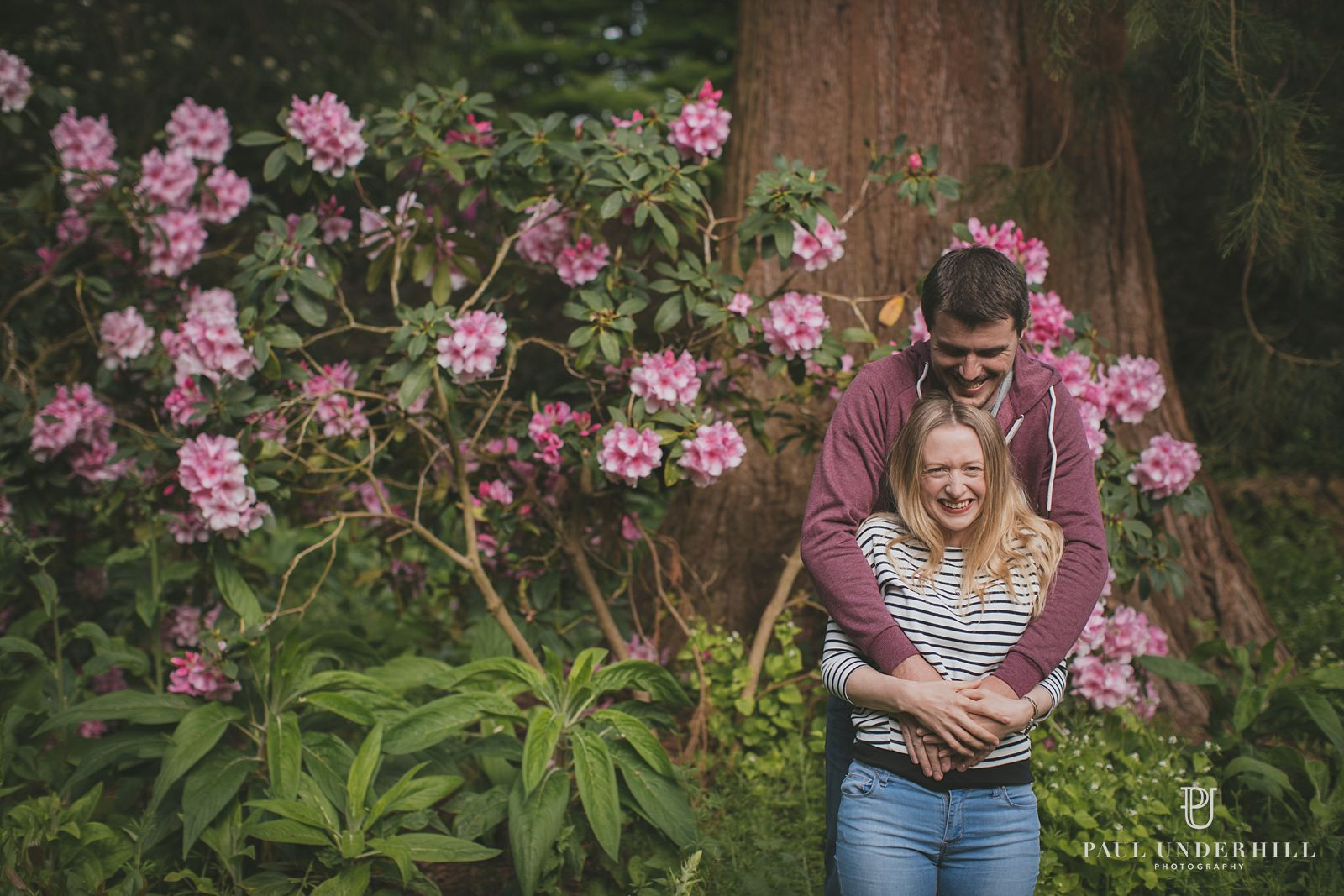 Dorset pre-wedding shoot