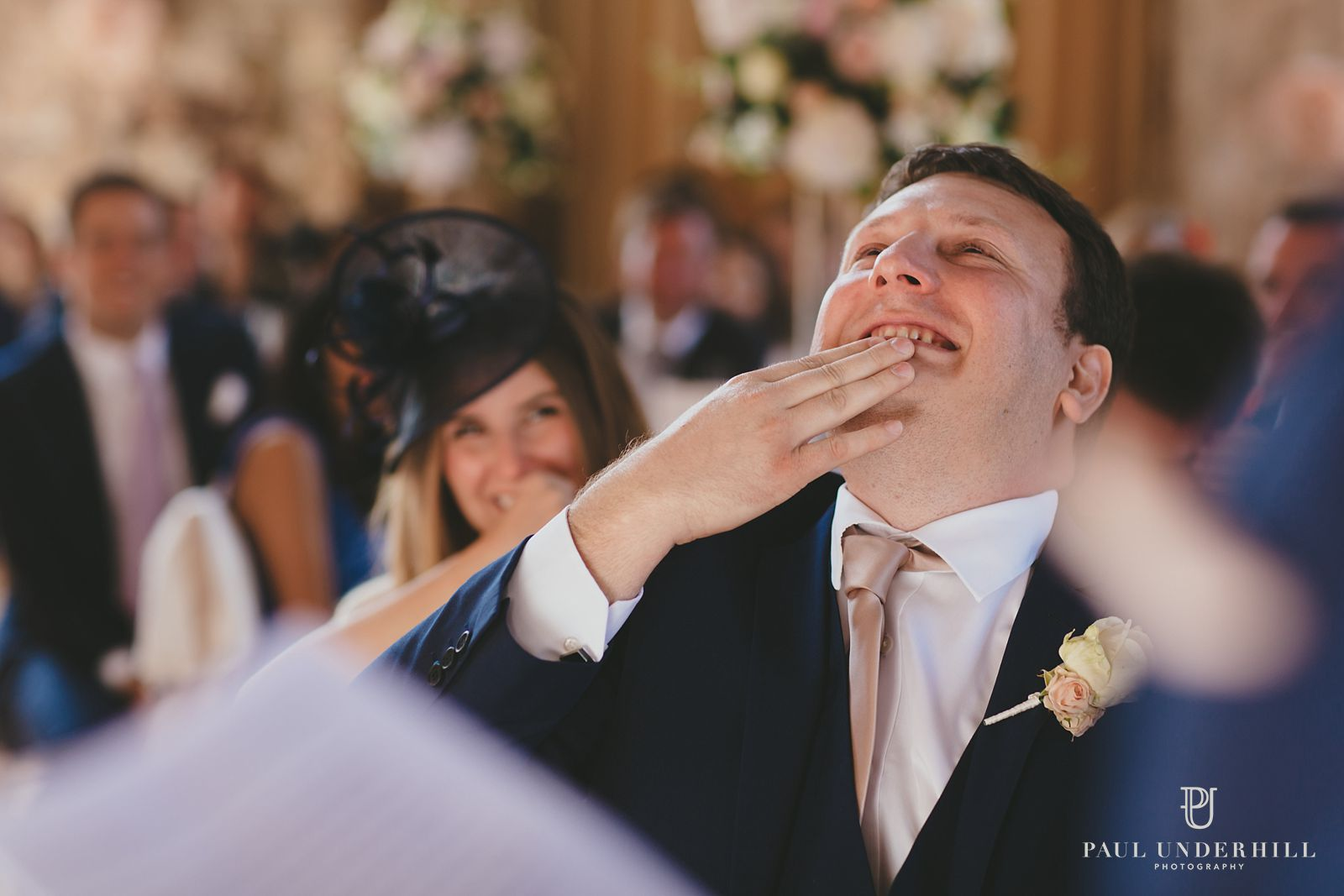 Fun moments documentary wedding photography