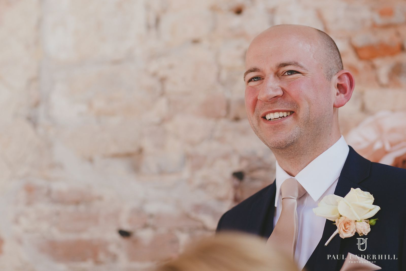 Grooms speech Dorset wedding