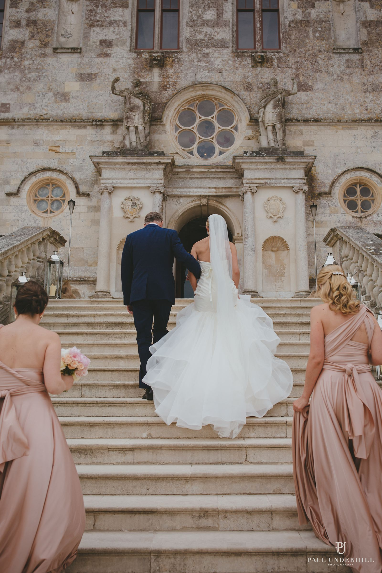 Lulworth Castle weddings in Dorset