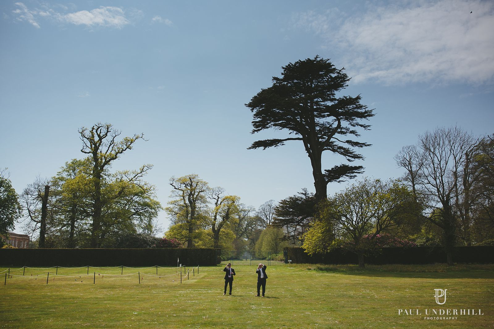 Lulworth Estate wedding in Dorset