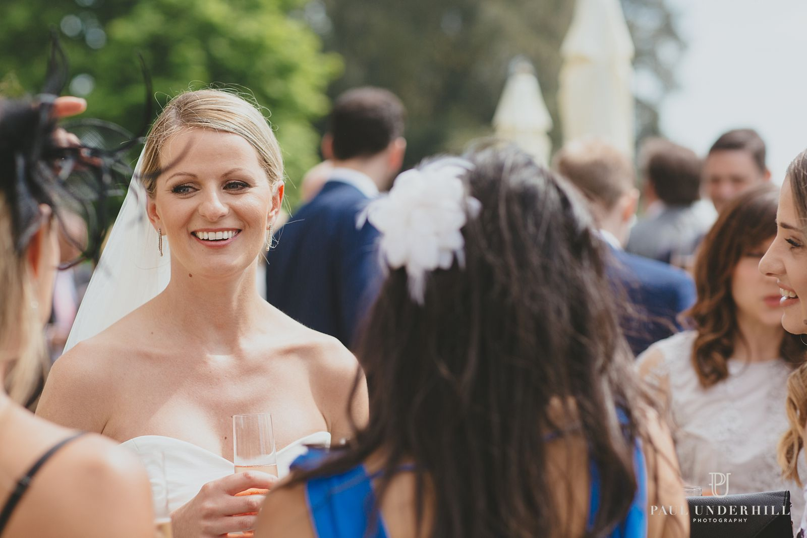 Reportage photography weddings in Dorset
