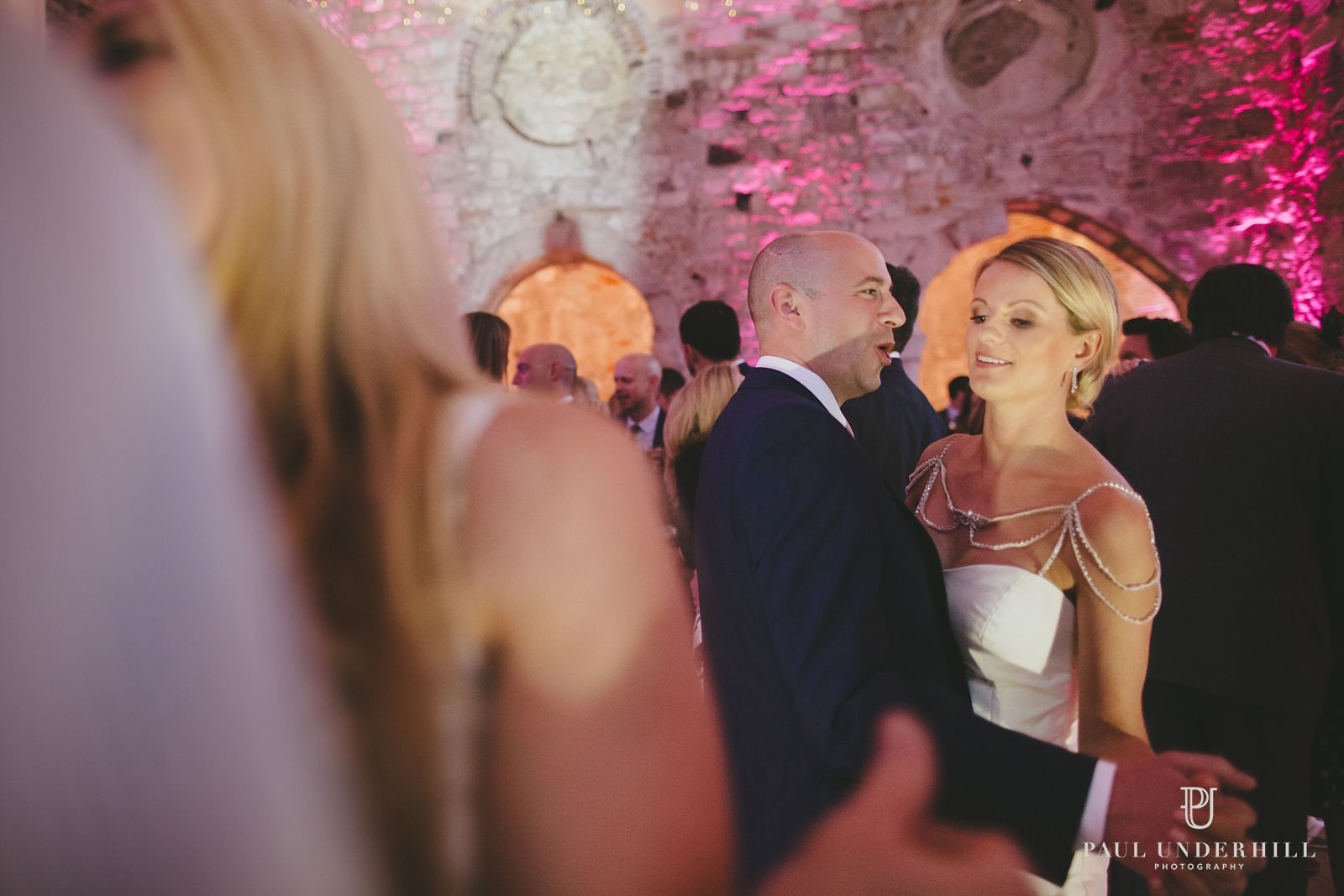 Wedding photographers Lulworth Castle