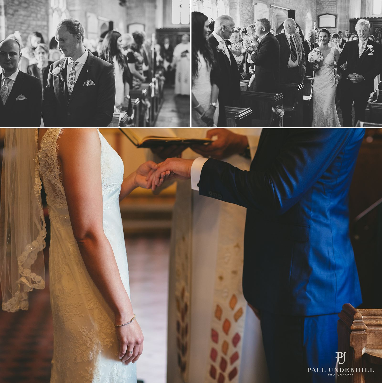 Chetnole church wedding