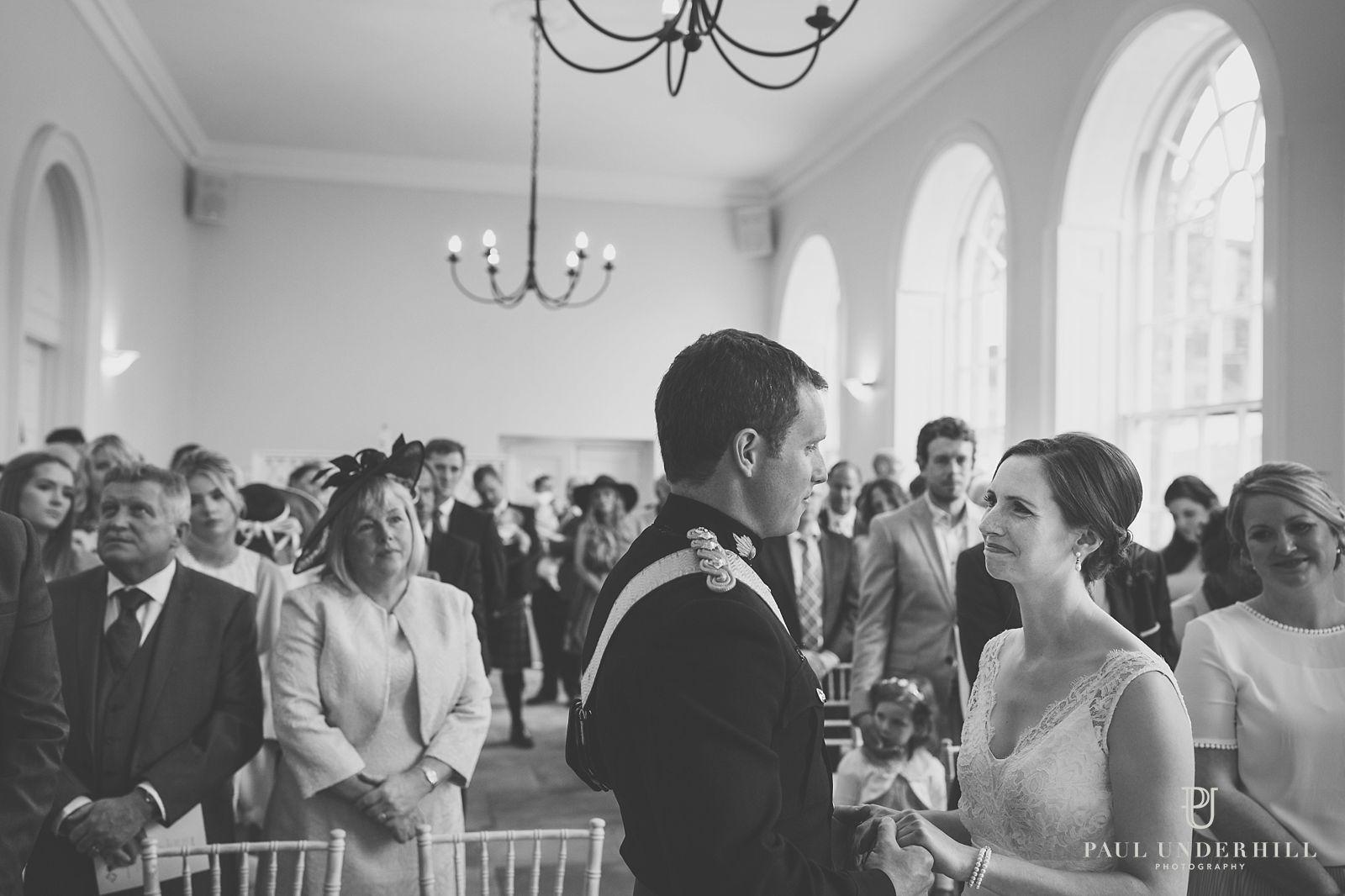 Documentary wedding photographer