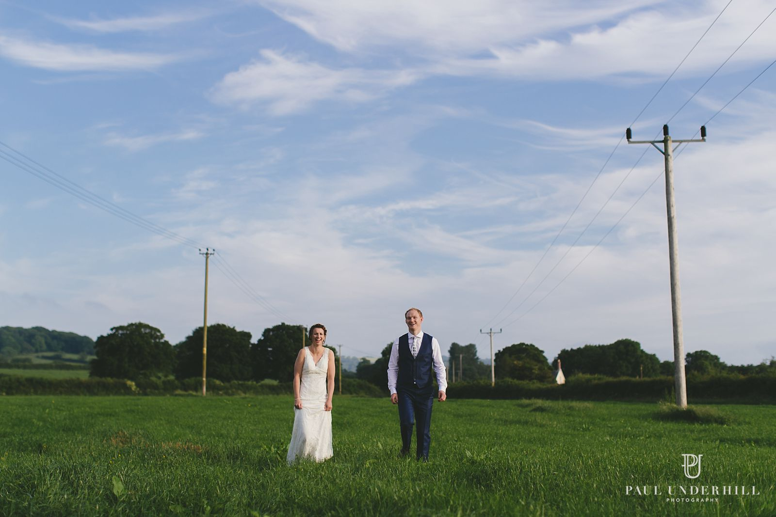 Dorset farm wedding