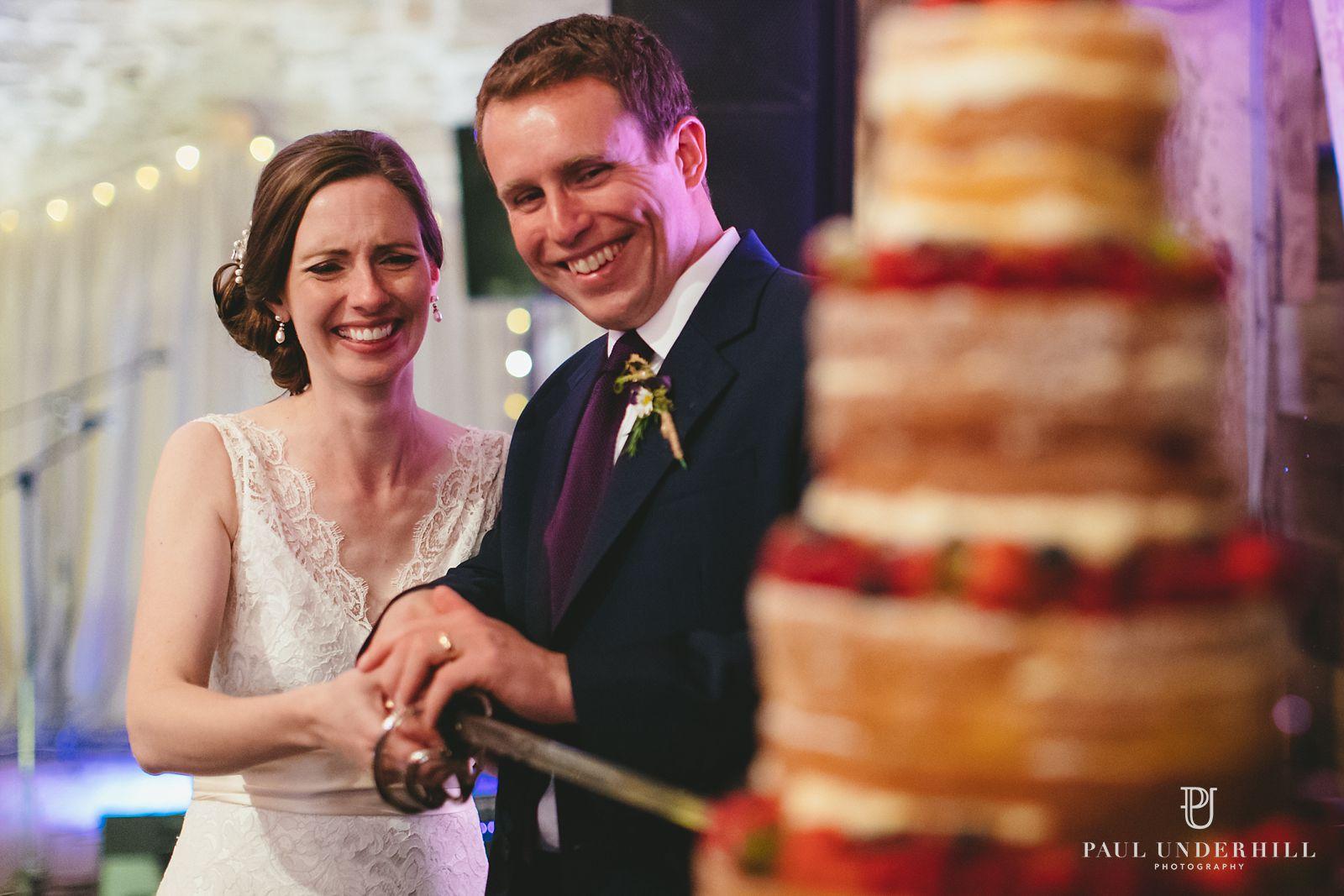 Dorset wedding at Stockbridge Farm Barn