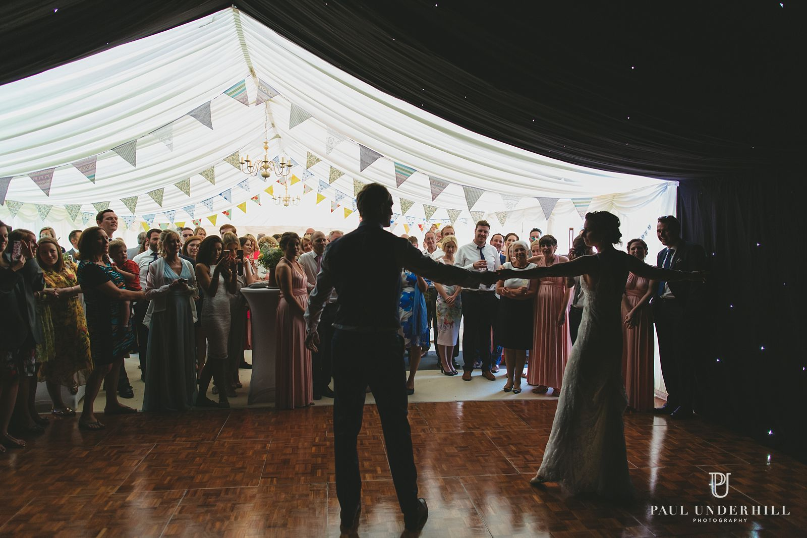 First dance Dorset wedding