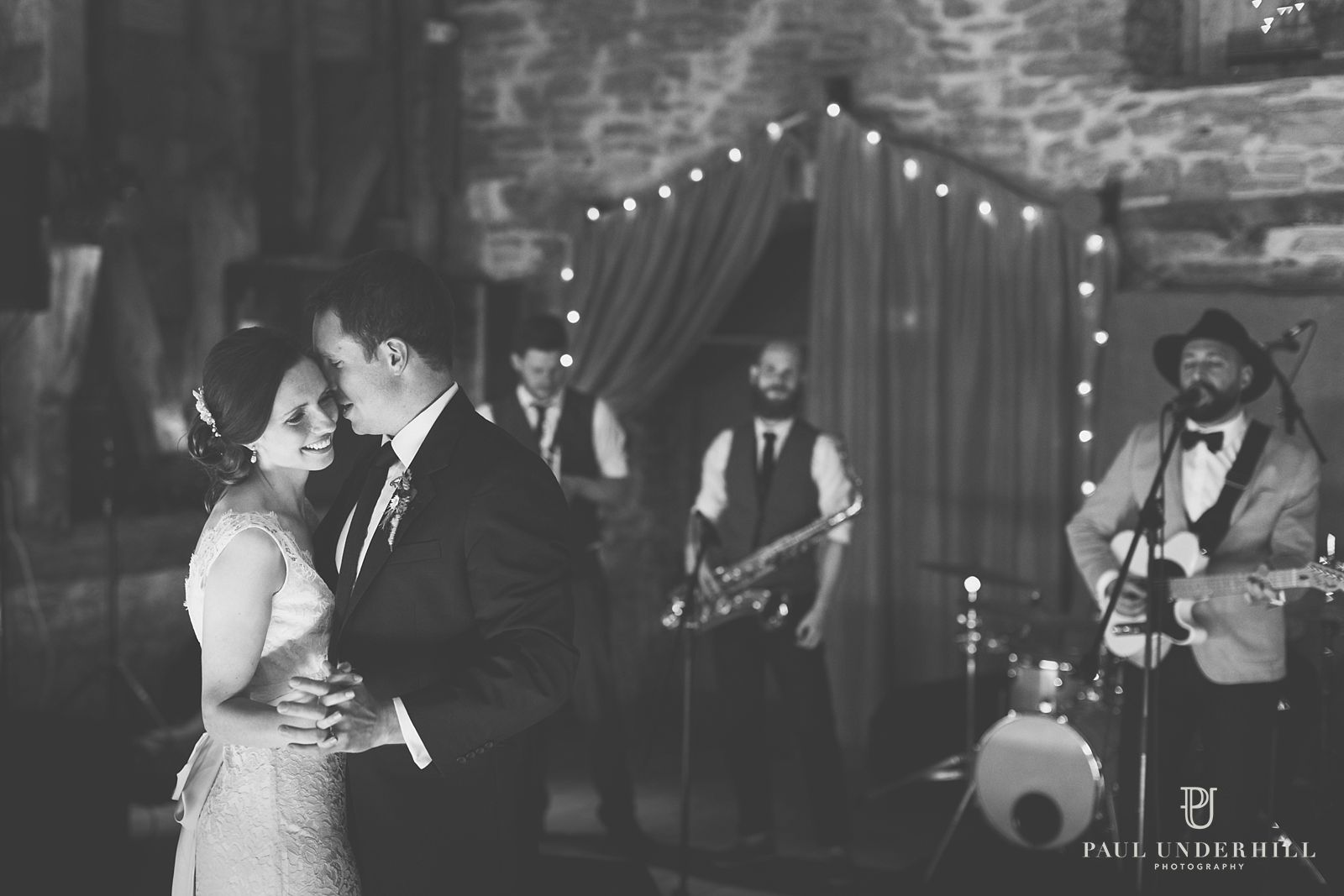 First dance Dorset wedding