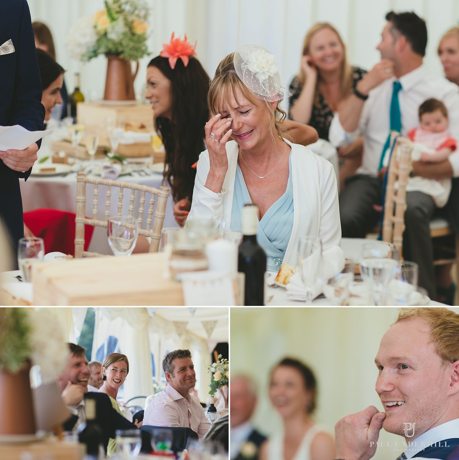 Fun moments wedding speeches