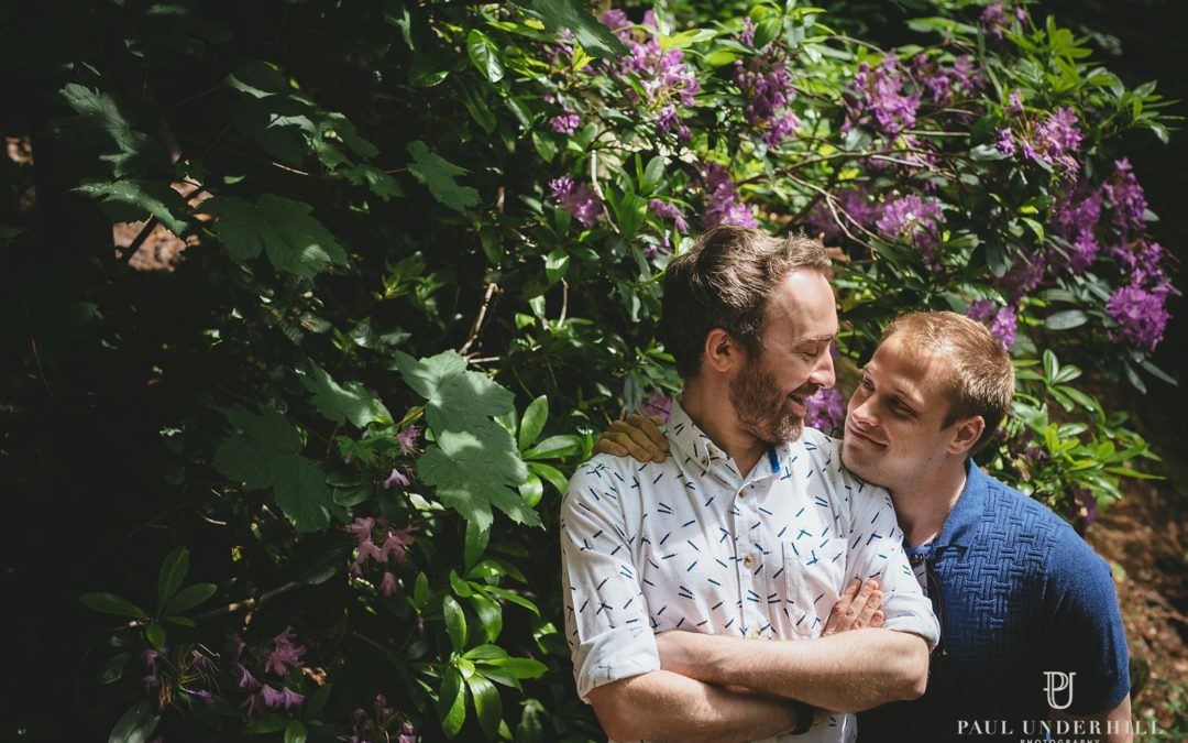 London wedding photographers | Simon+Stewart pre-wedding shoot