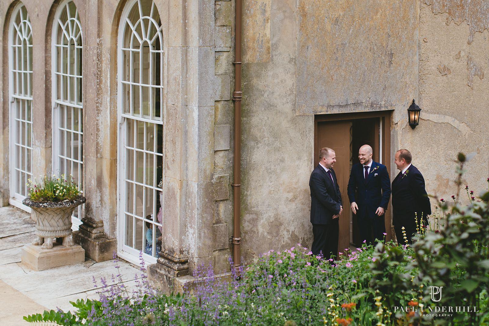 Orangery suite Sherborne castle