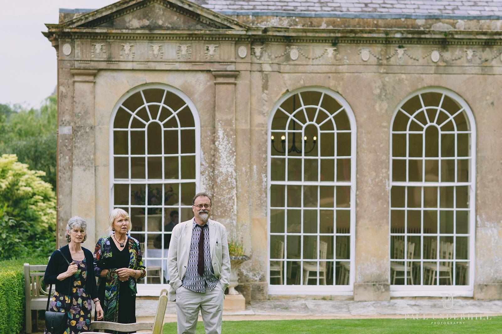 Sherborne castle wedding in Dorset