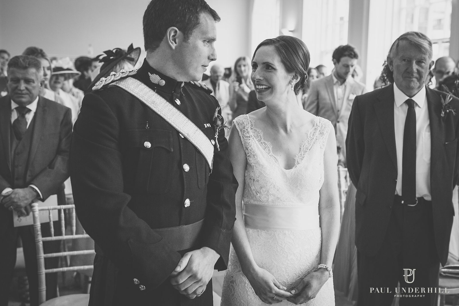 Wedding photography Orangery suite Sherborne castle
