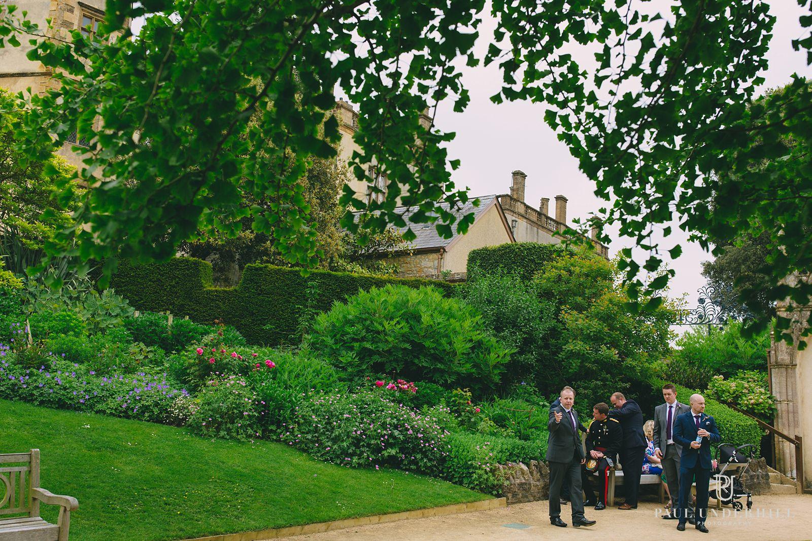 Wedding photography Sherborne Castle