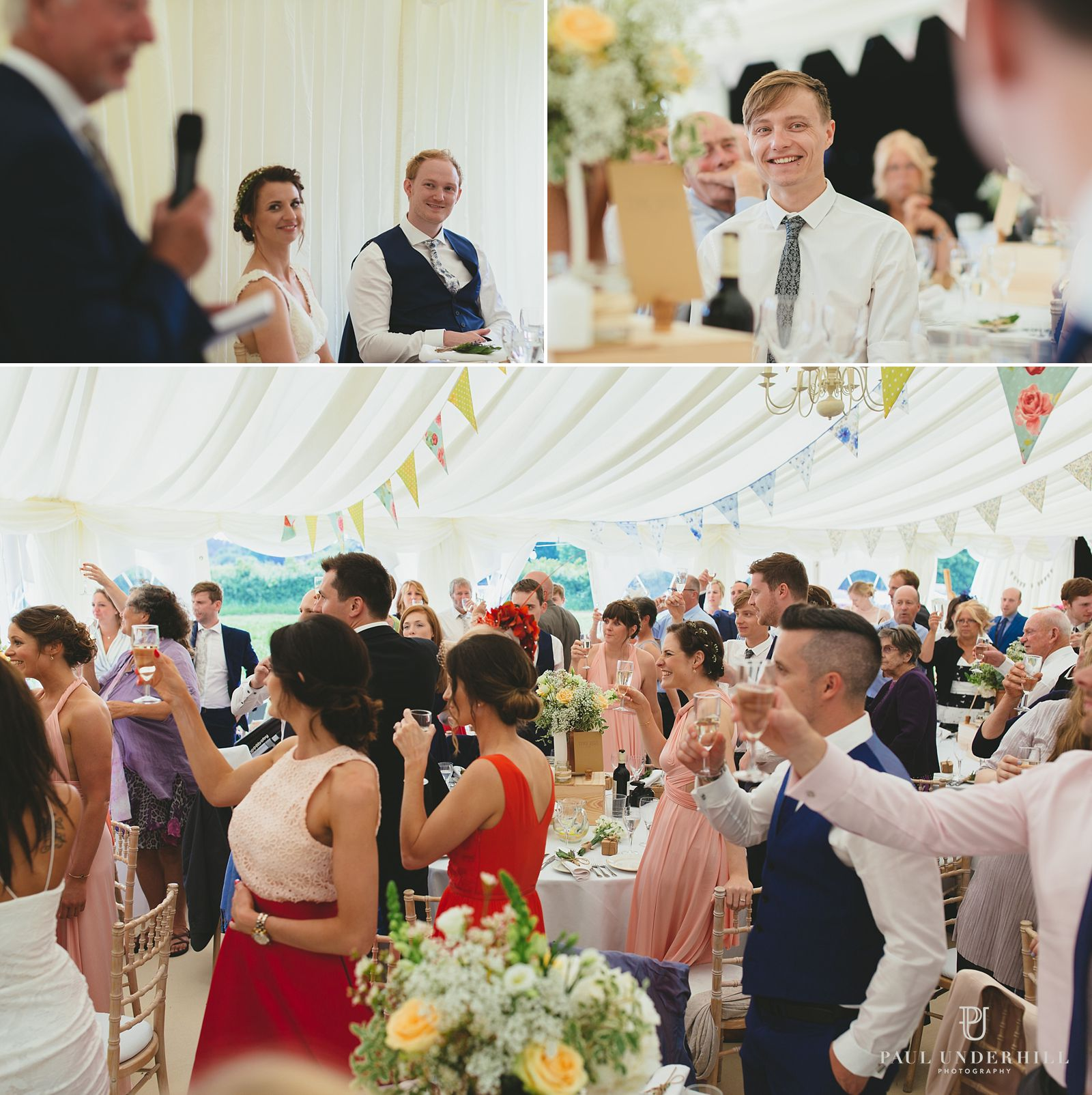 Wedding speeches Dorset