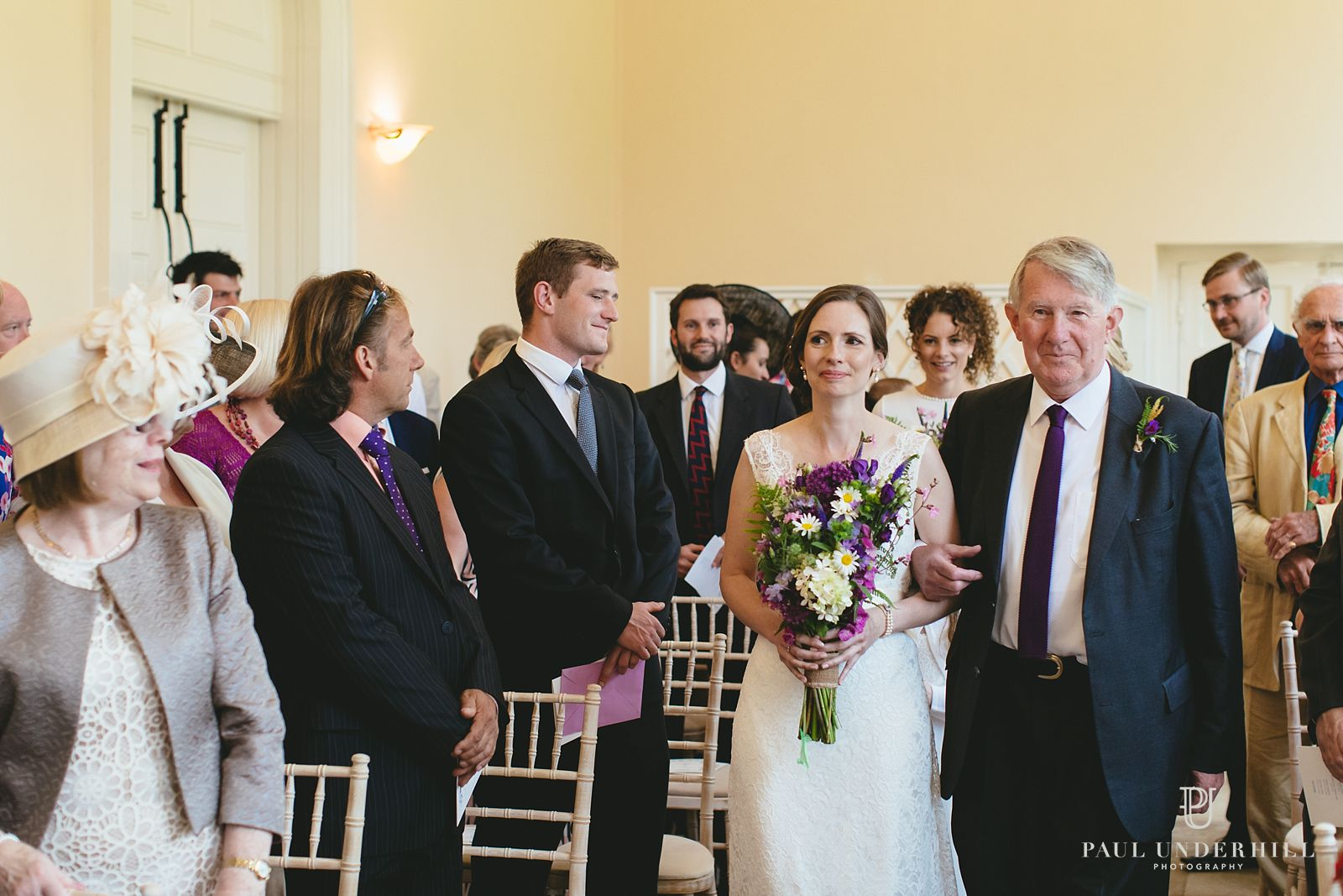Weddings Orangery suite Sherborne castle