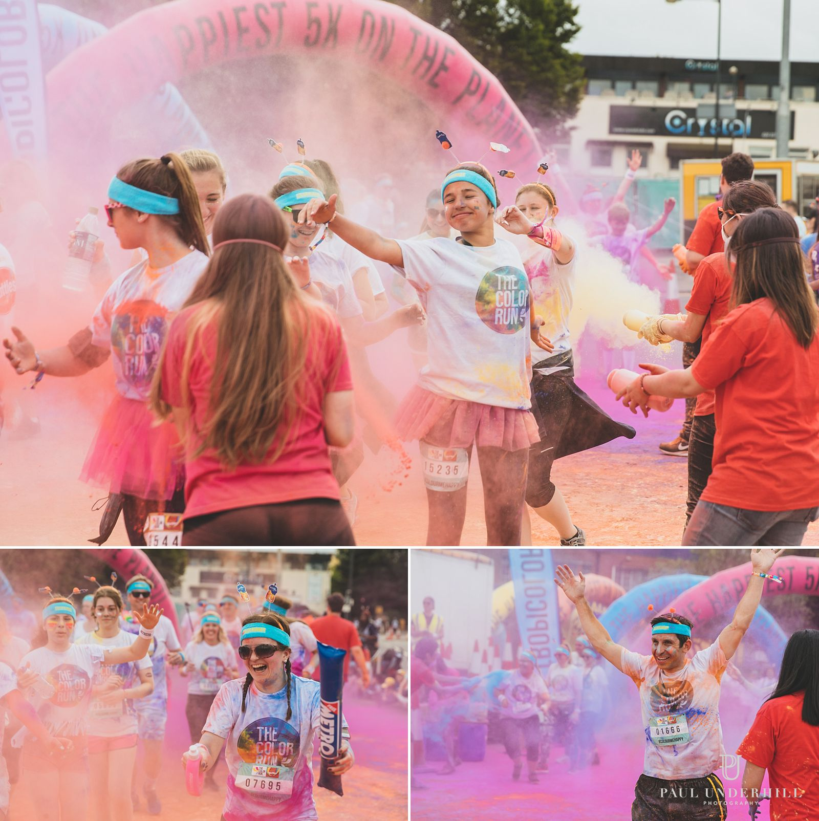 Color Run Wembley Park