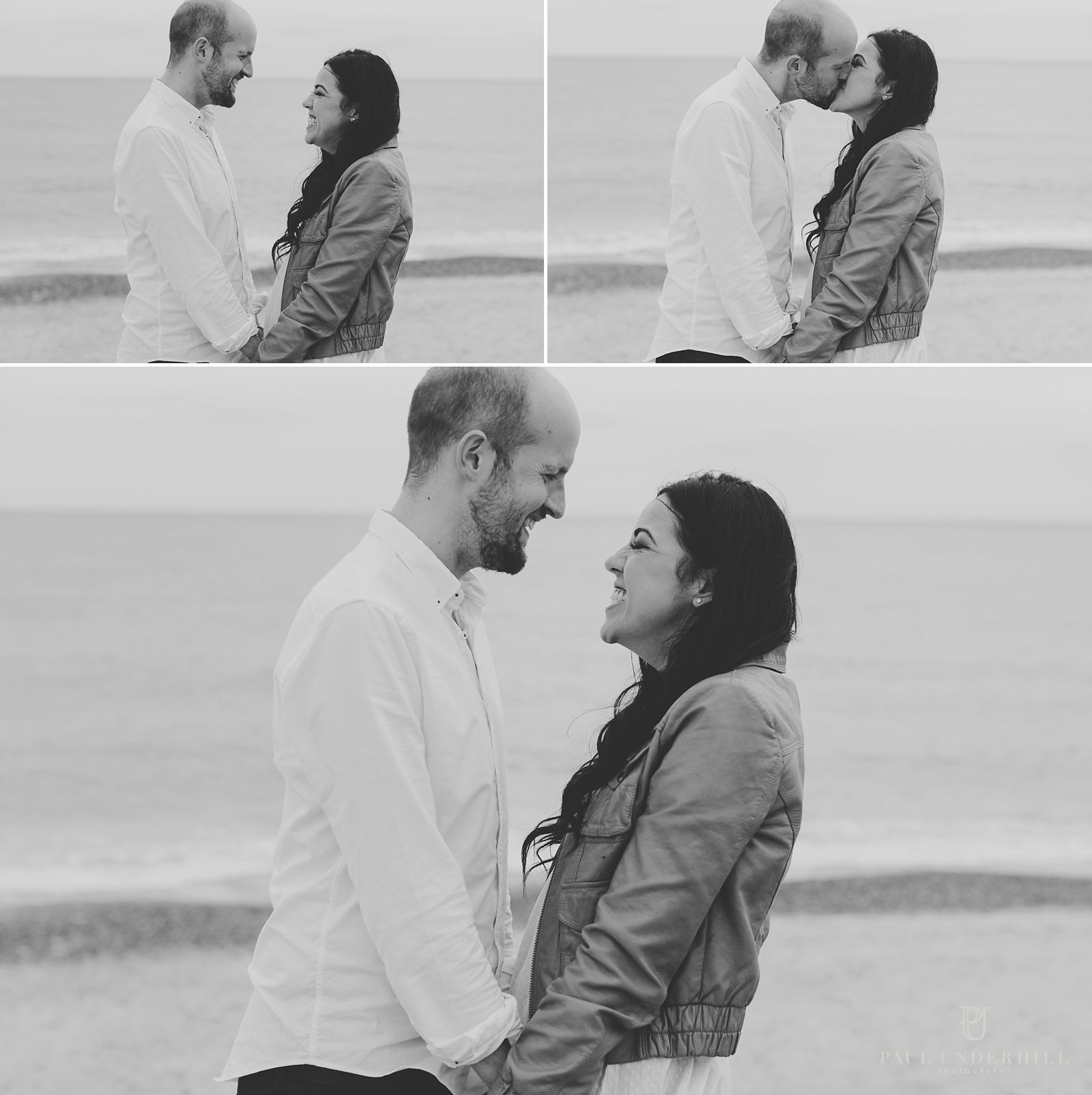 Creative couple portraits