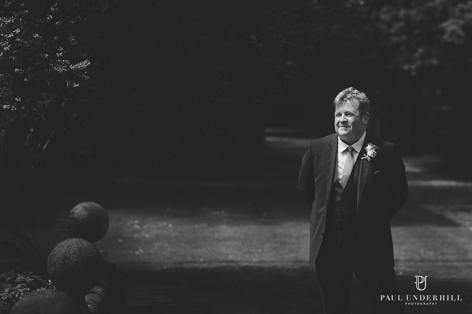 Creative photographers Wiltshire wedding