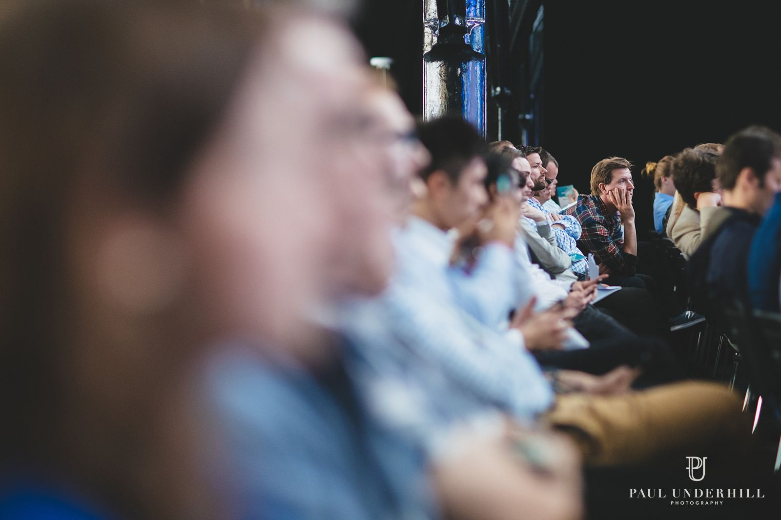 Creative photography of events in London