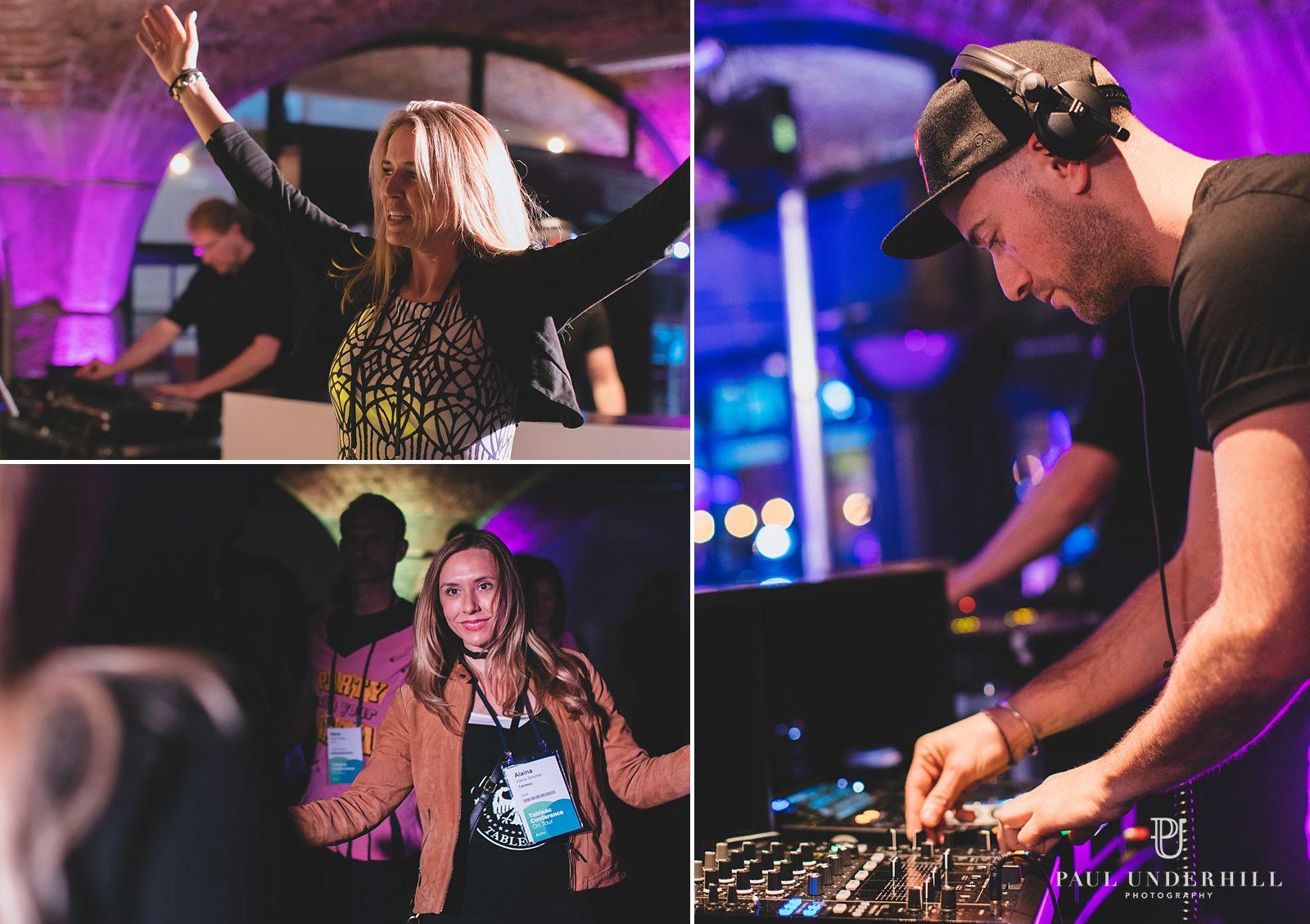 DJ Tabacco Dock London event