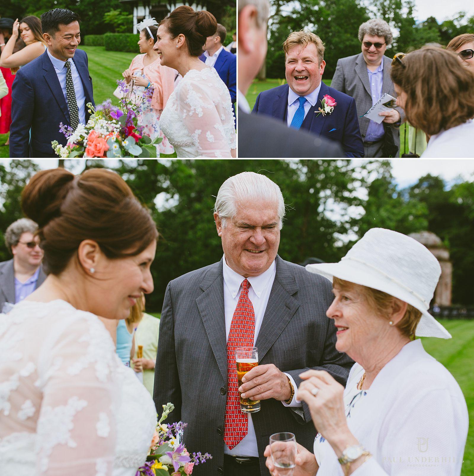 Documentary photography Wiltshire wedding