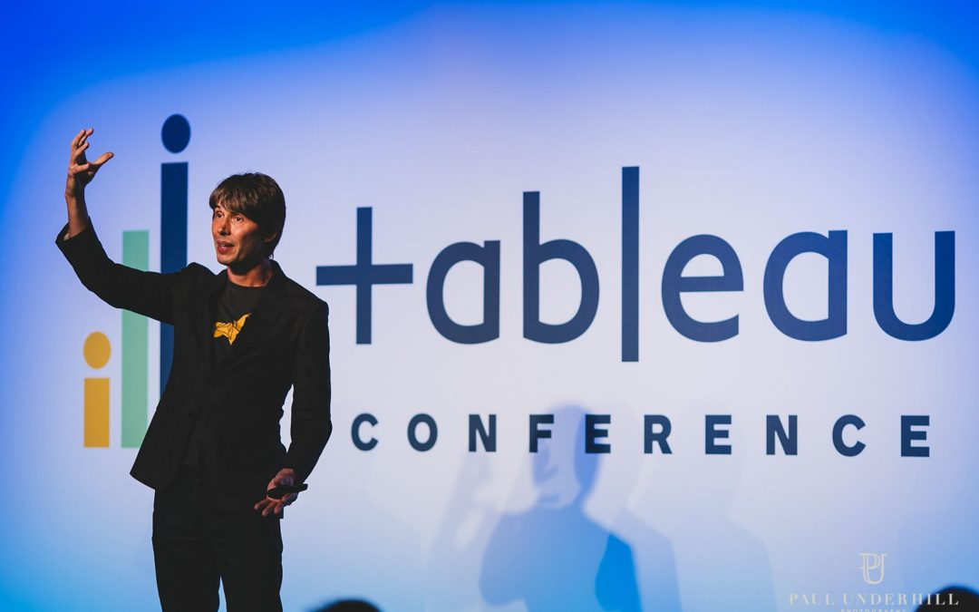 London event photographer | Tech conference @ Tobacco Dock | Tableau Software