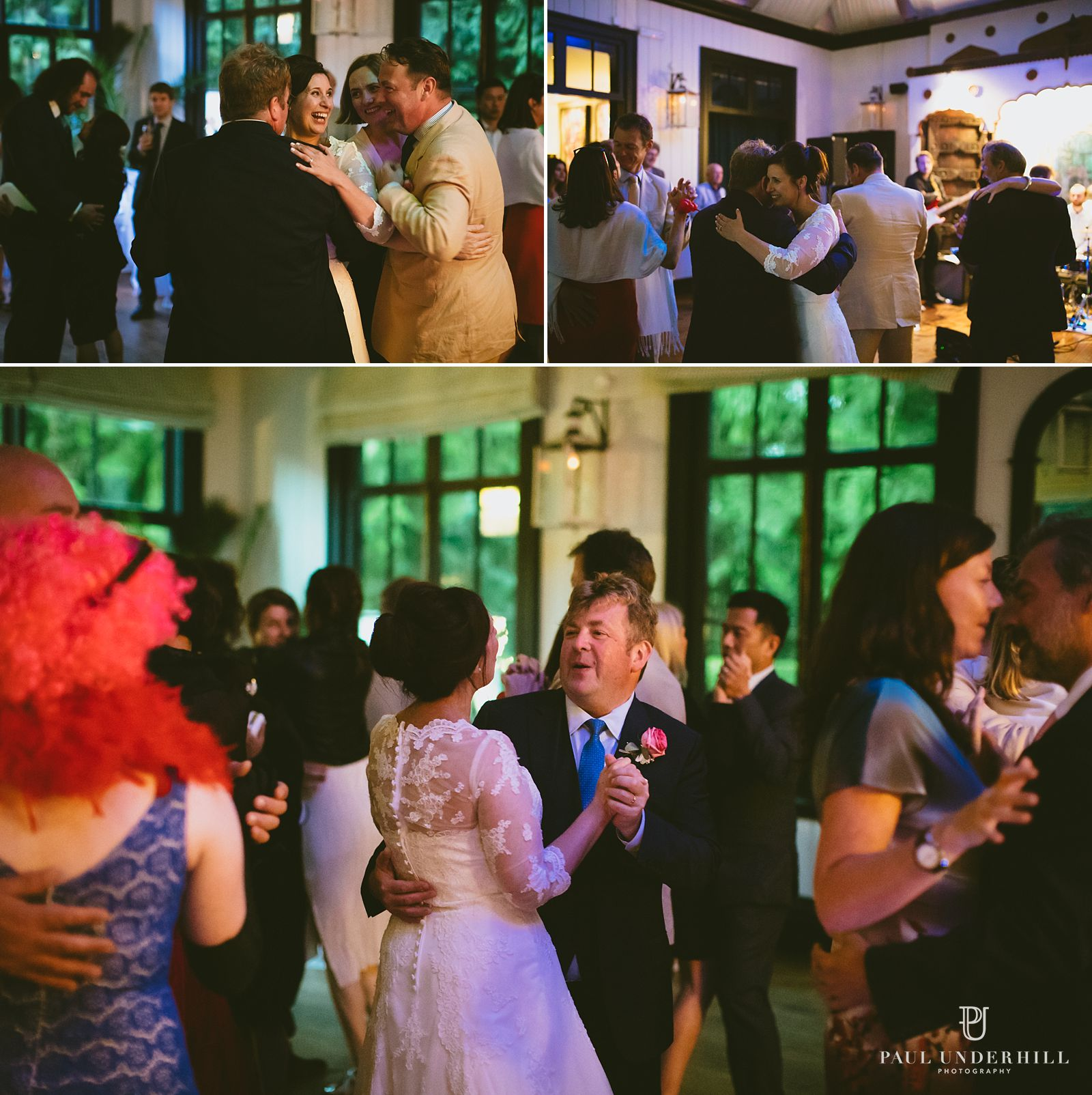 First dance wedding documentary