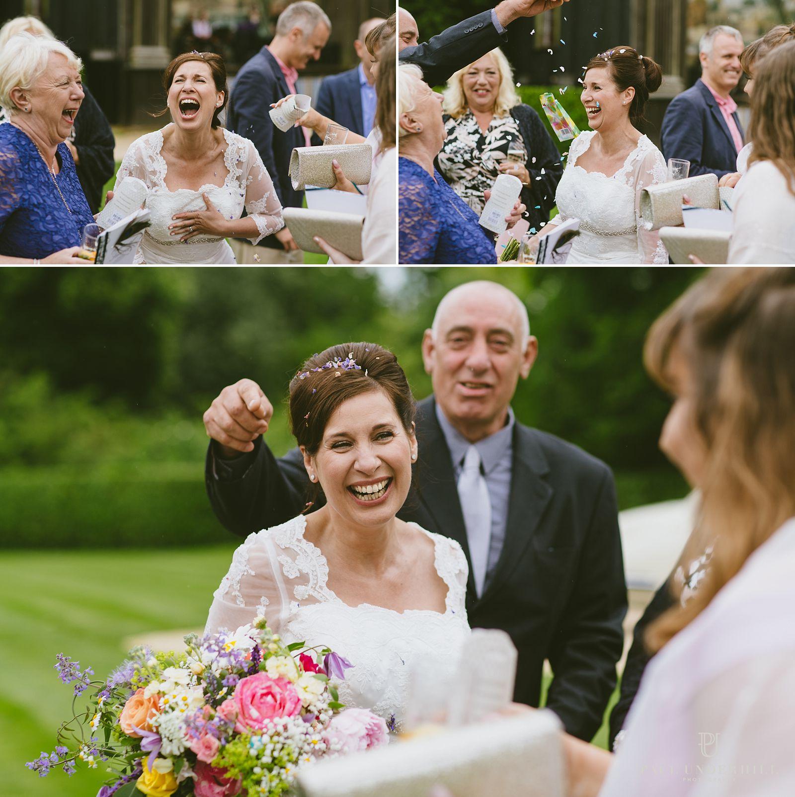 Fun moments wedding documentary