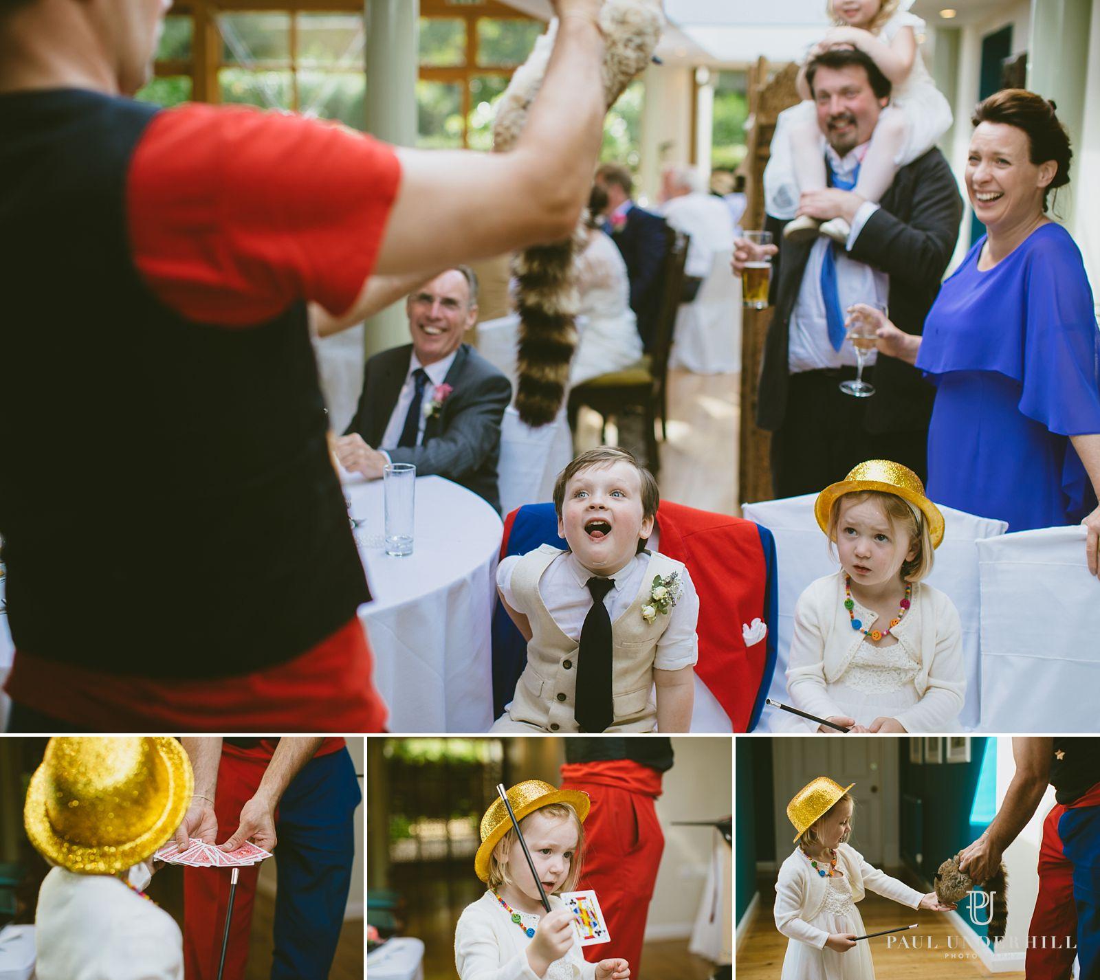 Fun times wedding documentary