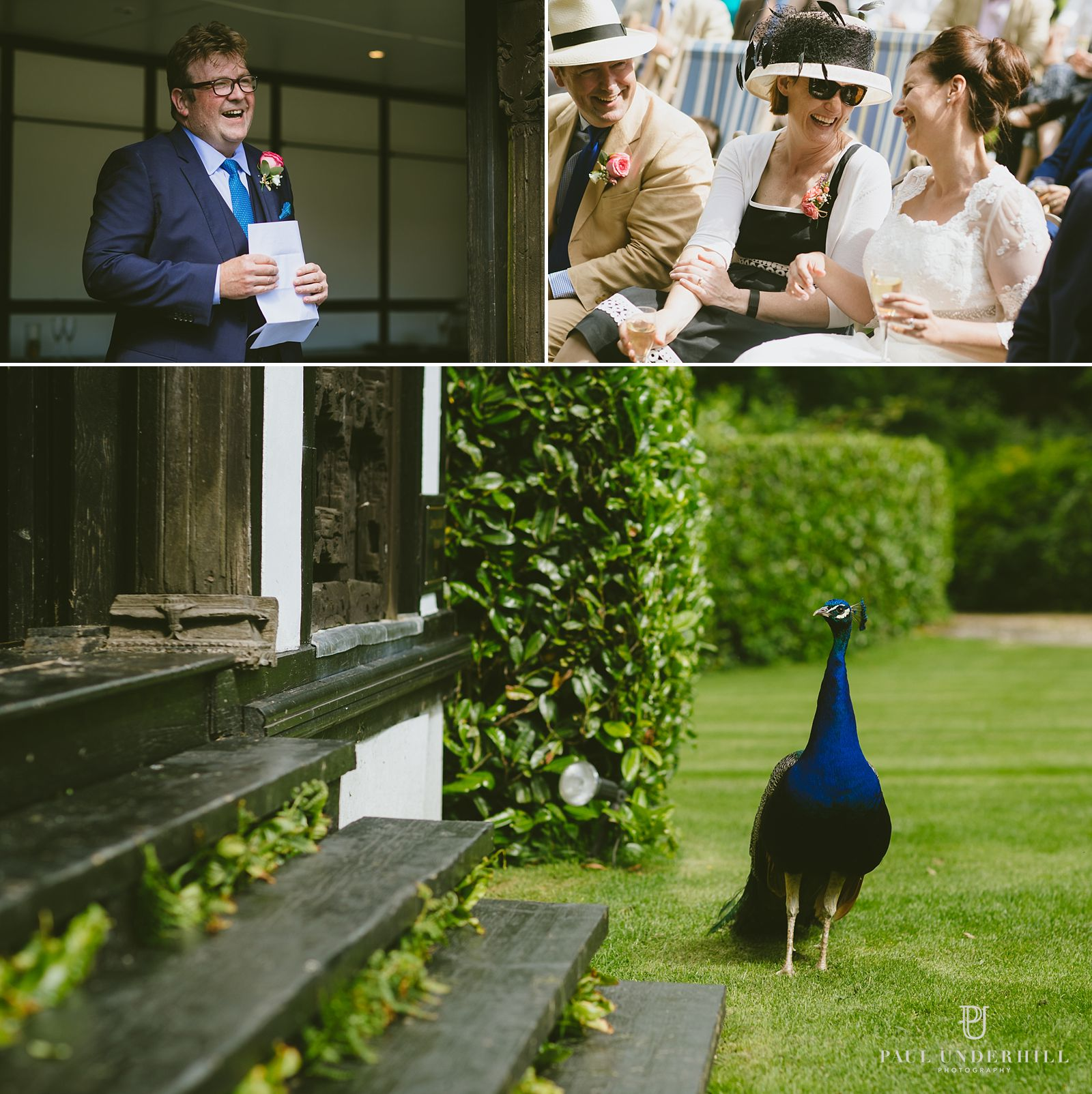 Groom speech Wiltshire wedding